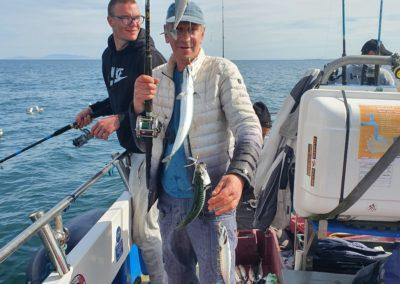 Mackerel Fishing