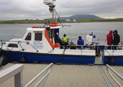Rosses Point Pontoon